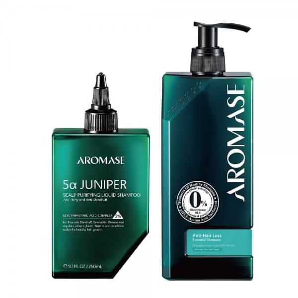 AROMASE-anti hair loss shampoo kit-01