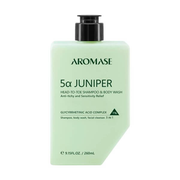 AROMASE-travel-shampoo and body gel