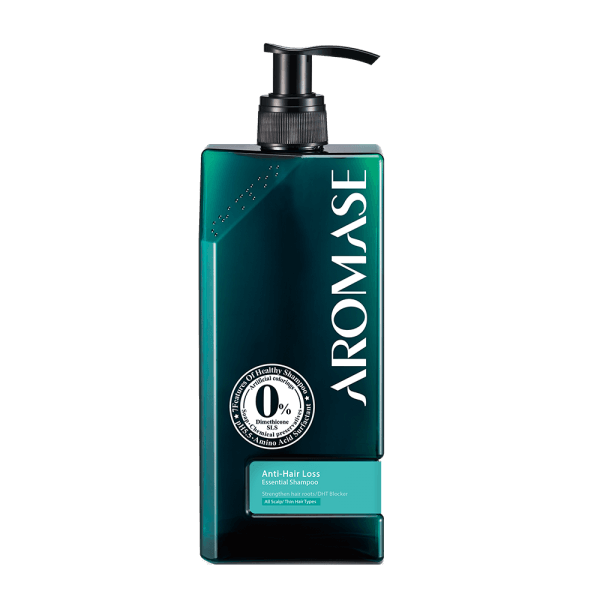AROMASE Anti-hair Loss Essential Shampoo 400ml