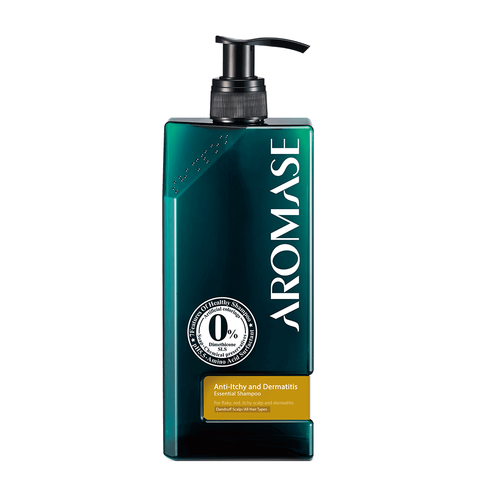 AROMASE Anti-itchy and Dermatitis Essential Shampoo 400ml