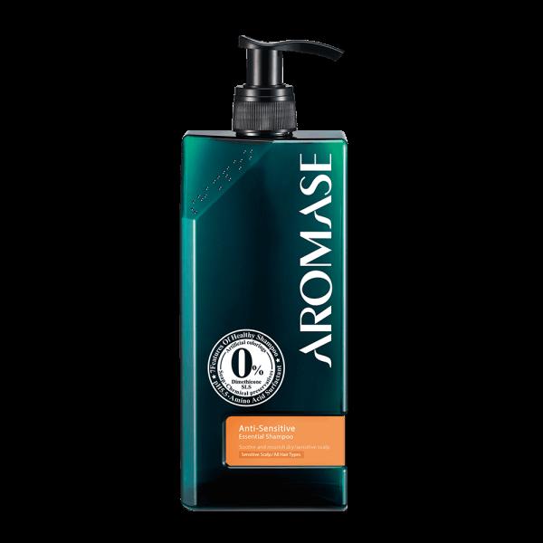 Anti-dry and sensitive Essential Shampoo 400ml