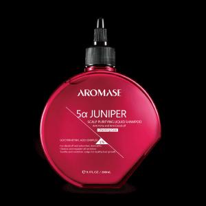 AROMASE Juniper scalp deep cleanser- liquid shampoo charming care CC-260mL