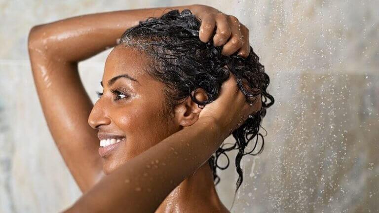 AROMASE juniper liquid shampoo scalp cleanser