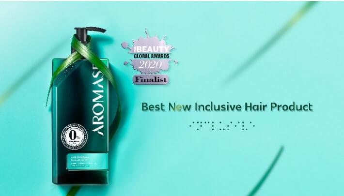 AROMASE-anti hair loss shampoo-award
